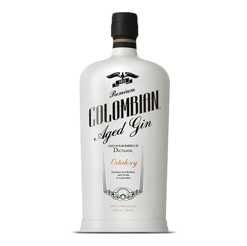 Colombia Ortodoxy Premium Aged Gin