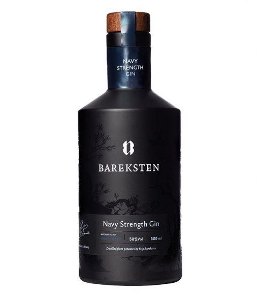 Bareksten Navy Strenght Gin