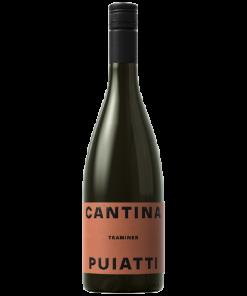 Traminer Friuli Doc 2020 - Puiatti