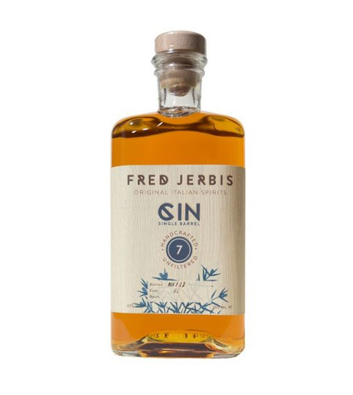 Fred Jerbis Gin 7 Single Barrel