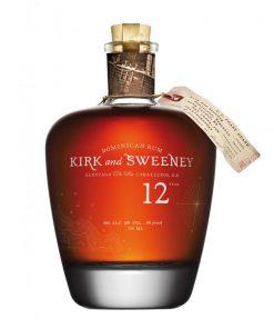 Kirk & Sweeney Rum 12 Y.O