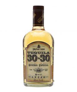 Tequila 30-30 Añejo