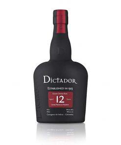 Dictador 12 Years Ultra Premium Reserve Rum