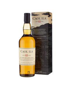 Caol Ila 12 years Islay Single Malt Scotch Whisky