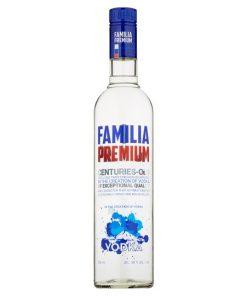 Familia Premium Vodka