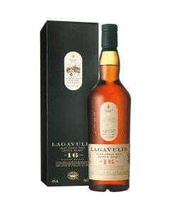 Lagavulin 16 years Islay Single Malt Scotch Whisky