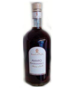 """Amaro """"Mamma Mia!!!"""" Rosoli di Puglia"""