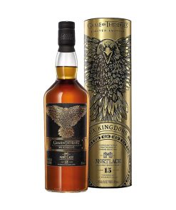 Mortlach 15 years Game of Thrones Six Kingdoms Single Malt Scotch Whisky