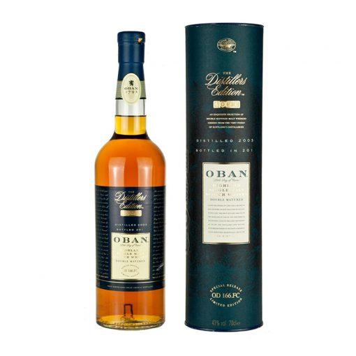 Oban 14 years Distillers Edition 2018 Highland Single Malt Scotch Whisky