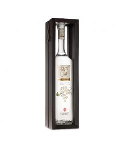Prime Uve Bianche Distillato d'uva - Bonaventura Maschio - cassetta in legno cl.300