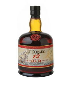El Dorado Demadera Rum 12 Y.O.
