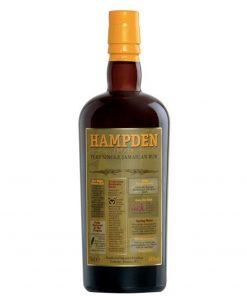 Hampden Estate Overproof Jamaican Rum