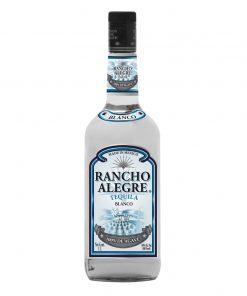 Tequila Rancho Alegre Blanco