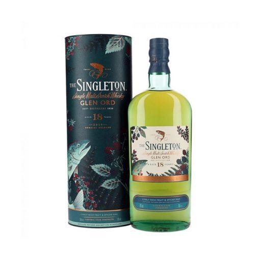 The Singleton of Glen Ord 18 years Highlands Single Malt Scotch Whisky