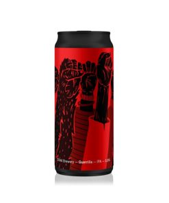 Birra Crak Guerrilla IPA
