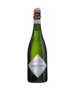 Champagne Hommage Grand Cru Brut Blanc de Blancs - R&L Legras