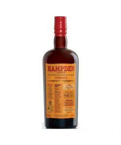 Hampden Pure Single Jamaican Rum Overproof 60°
