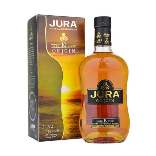 Jura 10 Years Single Malt Scotch Whisky