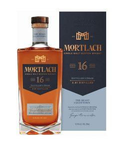 Mortlach 16 years Single Malt Scotch Whisky