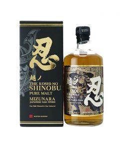 Shinobu Pure Malt whisky