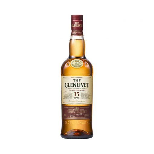 The Glenlivet 15 Years Whisky