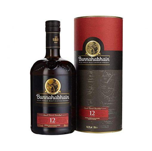 Bunnahabhain 12 Years Islay Single Malt Scotch Whisky