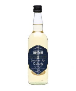 Shefford Manor 3 Year Canadian Rye Whisky