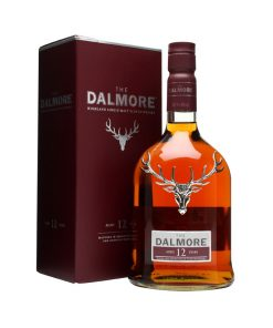 The Dalmore 12 Years Highland Single Malt Scotch Whisky