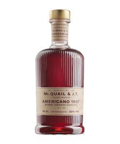 Mr. Quail & JT Americano - Quaglia