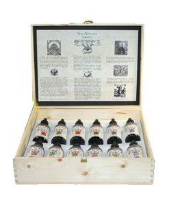 Alchemia wood box