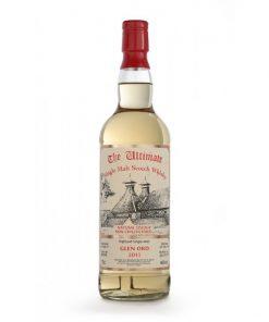 The Ultimate Glen Ord 2011 Speyside Single Malt Scotch Whisky Non Filtered