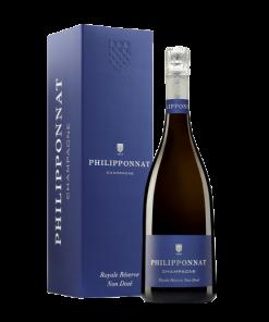 Champagne Royal Reserve Non Dosè- Philipponat