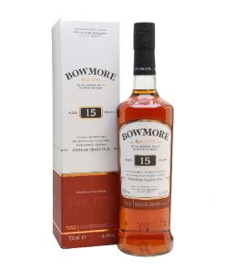 Bowmore 15 Years Islay Single Malt Scotch Whisky