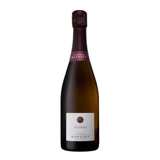 Champagne Shaman Extra Brut Rosè Grand Cru - Marguet