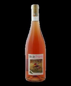 Vin de Frantz Rosè - Domaine Frantz Saumon