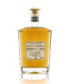 Grappa Chardonnay Riserva 11 Anni - Antica Distilleria Altavilla
