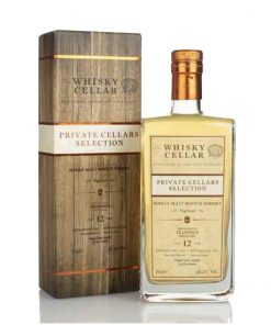The Whisky Cellar Private Cellars Selection Teaninich 12 Years