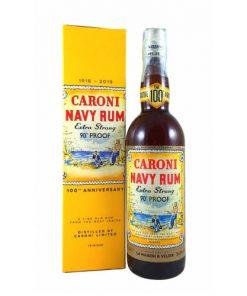 Caroni Navy Rum 90 Proof
