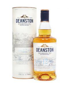 Deanston 12 Years Old Highland Single Malt Scotch Whisky