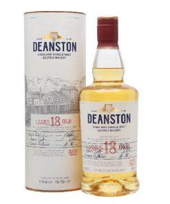 Deanston 18 Years Old Highland Single Malt Scotch Whisky