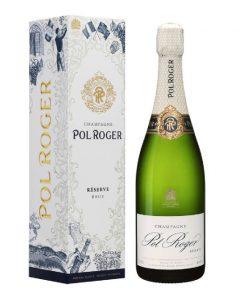 Champagne Brut Reserve - Pol Roger