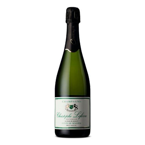 Champagne Cuvèe de Reserve Brut Nature 2017 - Christophe Lefevre