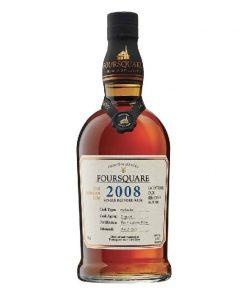 Rum Foursquare 2008