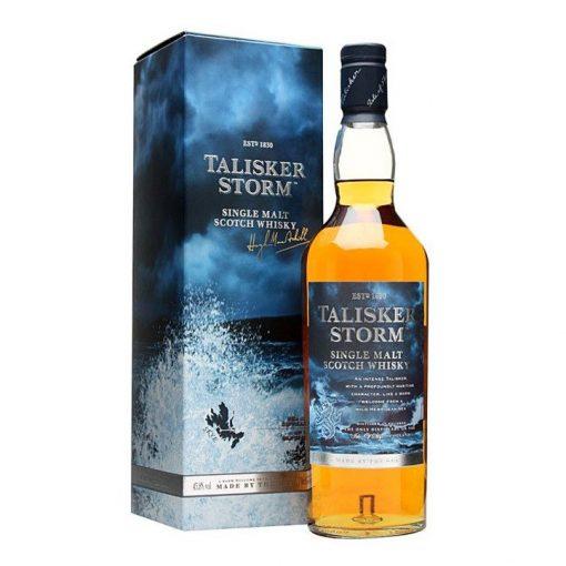 Talisker Storm Single Malt Scotch Whisky - Astucciato