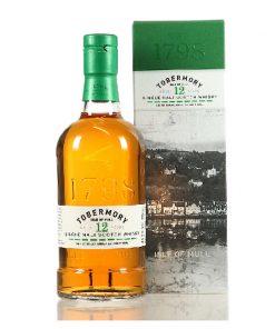 Tobermory 12 Years Isle of Mull Single Malt Scotch Whisky - Astucciato