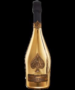 Champagne Brut Gold - Armand de Brignac