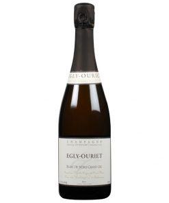 Champagne Les Crayères Brut Grand Cru Blanc de Noirs - Egly-Ouriet