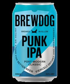 Brewdog Punk IPA Lattina