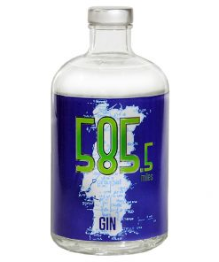 585,5 Miles Gin