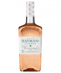 Hayman's Peach and Rose Cup Gin